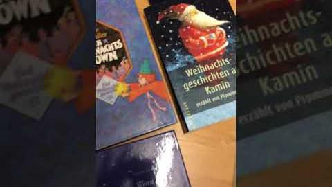 Embedded thumbnail for Weihnachtsbücher