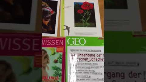Embedded thumbnail for Zeitschriften und Journale