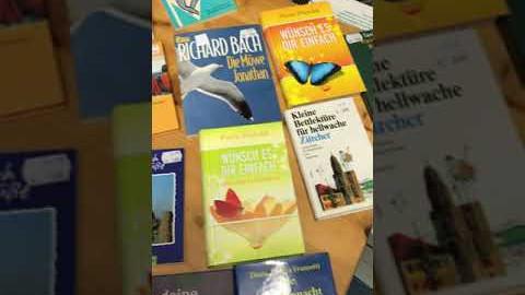 Embedded thumbnail for Geschenkbücher