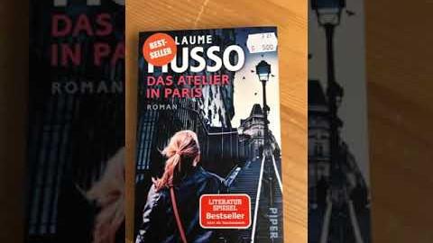 Embedded thumbnail for Neuzugang 10 Bücher von Guillaume Musso (Autor)  Romane