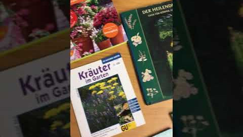 Embedded thumbnail for Bücher Neuzugänge: Alles über den Garten.