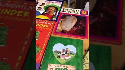 Embedded thumbnail for Kindersachbücher