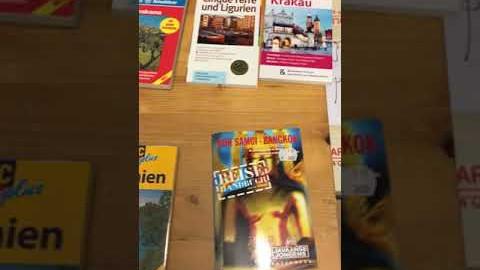 Embedded thumbnail for Neuzugänge: Reisen. Reiseführer
