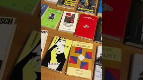 Embedded thumbnail for Schweizer Autoren
